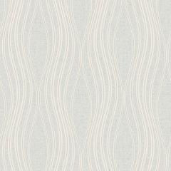 Quartz Wave Glitter Wallpaper Silver