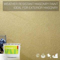 Tikkurila Finngard Opaque Weather-Resistant Masonry Paint - Colour Match
