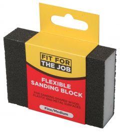 Flexible Sanding Block Fine/Medium