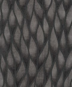 Gravity Sparkle Wave Wallpaper Charcoal