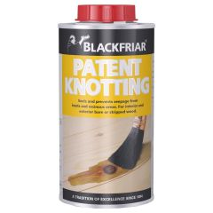 Blackfriar Patent Knotting