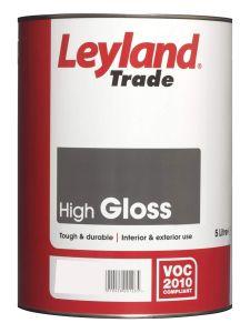 Leyland Trade High Gloss - Colour Match