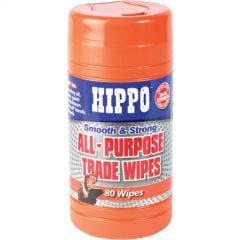 Hippo All Purpose Trade Wipes (80 Wipes)