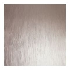 Shay Stripe Metallic Textured Wallpaper Rose Gold