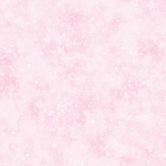 Iridescent Glitter Star Wallpaper Pink