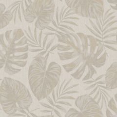 Riviera Leaf Wallpaper Taupe