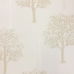 Opus Ornella Sequin Tree Wallpaper Gold