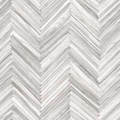 Hygge Wood Panel Wallpaper Grey