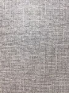 Luna Linen Wallpaper Light Grey