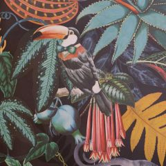 Wonderland Jungle Wallpaper