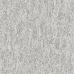 Industrial Texture Metallic Wallpaper Silver