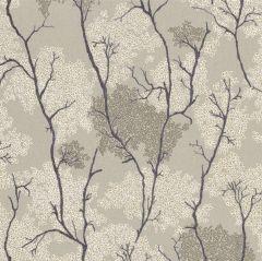 Japanese Garden Botanical Wallpaper