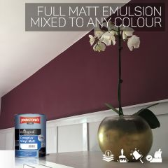 Johnstones Trade Covaplus Vinyl Matt - Colour Match