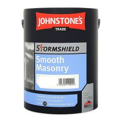 Johnstone's Trade Stormshield Smooth Masonry Paint