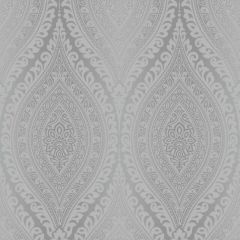 Kismet Moroccan Damask Wallpaper