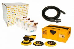 Mirka DEROS 5650CV Deco Kit 230V w/ 1025L Extractor Bundle