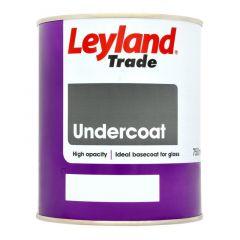 Leyland Trade Undercoat Dark Grey 750ml