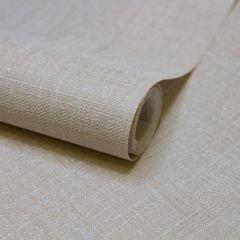 Luna Linen Wallpaper Cream