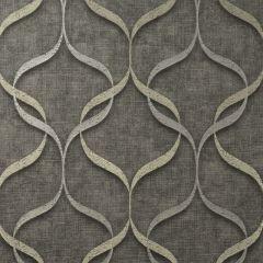 Milano Wave Wallpaper Charcoal