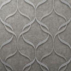 Milano Wave Wallpaper Grey