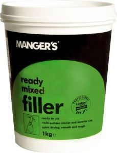 Mangers Ready Mixed All Purpose Filler
