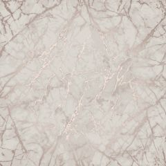 Metallic Marble Wallpaper Rose Gold