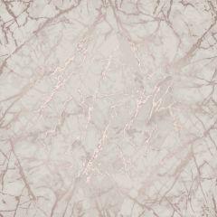 Metallic Marble Wallpaper Rose Gold