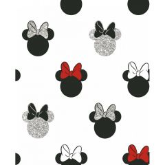 Minnie Mouse Ears Sparkle Wallpaper