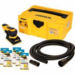 Mirka Deos 353XCV Deco Solution Kit 81 x 133mm 110V - KIT1822CDMUK