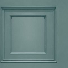 Oliana Panel Wallpaper Soft Teal