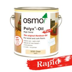 Osmo Polyx Oil Rapid (Clear Satin)