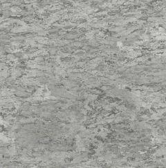 Faux Cork Wallpaper Grey