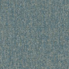 Cordy Textured Plain Wallpaper - Blue