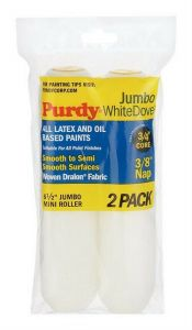 """Purdy White Dove 6"""" Roller Sleeves (3/8"""" Nap)"""
