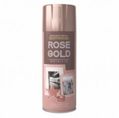 Rust-oleum Metallic Spray Paint