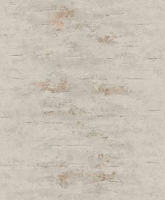 Gravity Stone Effect Textured Metallic Wallpaper Cream & Champagne Gold