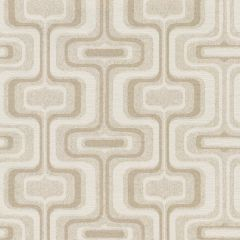 San Remo Retro Glitter Wallpaper Gold