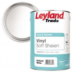 Leyland Trade Vinyl Soft Sheen