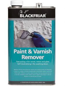 BlackFriar Paint & Varnish Remover