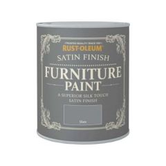 Rust-Oleum Satin Finish Furniture Paint Slate