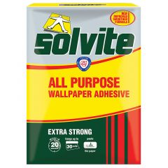 Solvite Extra Strong Wallpaper Adhesive