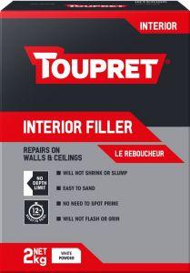 Toupret Interior Filler 2KG