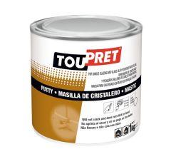 Toupret Glazing Putty White 1kg