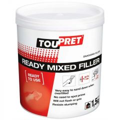 Toupret Snagging Filler (Ready to Use) 1.5 kg