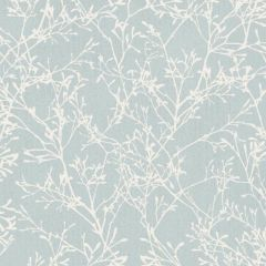 Glittering Tranquility Tree Wallpaper Duck Egg