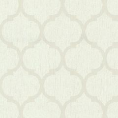 Casual Chic Art Deco Oriental Wallpaper Beige