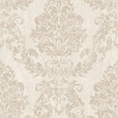 Giorgio Grand Damask Metallic Wallpaper Gold
