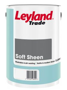 Leyland Trade Vinyl Soft Sheen - Colour Match