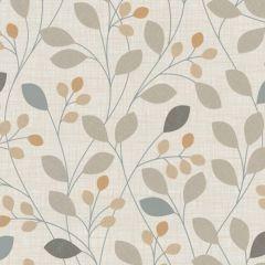 Isla Floral Wallpaper Natural