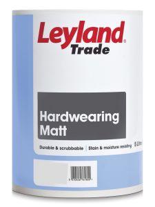Leyland Trade Hardwearing Matt - Colour Match *Pale Colours Only*